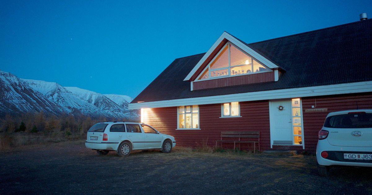 гестхаус на півночі Ісландії