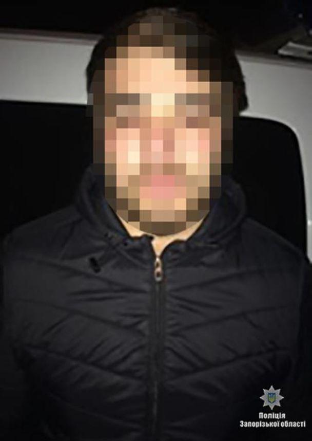 На Запорожье полиция ликвидировала межрегиональную преступную группу иностранцев
