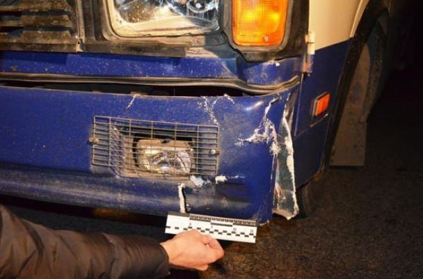 На Вінниччині рейсовий автобус на смерть збив людину