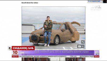 Британец изменил свой автомобиль, чтобы не подвозить девушку на работу