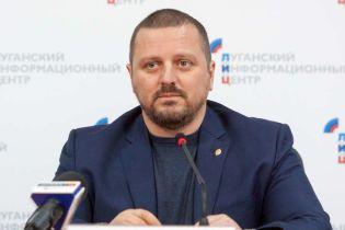 """Терорист Плотницький виселив свого фейкового главу МВС із """"віджатого"""" маєтку"""
