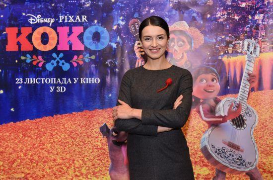 Валентина Хамайко приняла участие в дубляже мультфильма Disney