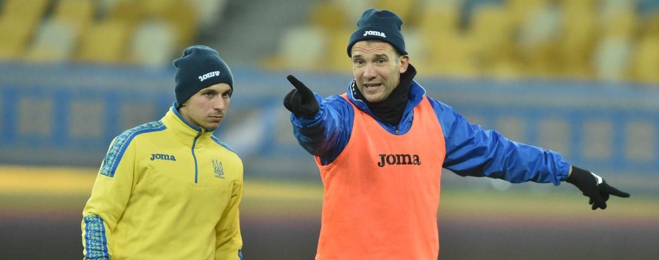 Букмекеры уверены в победе сборной Украины над неудачником отбора ЧМ-2018