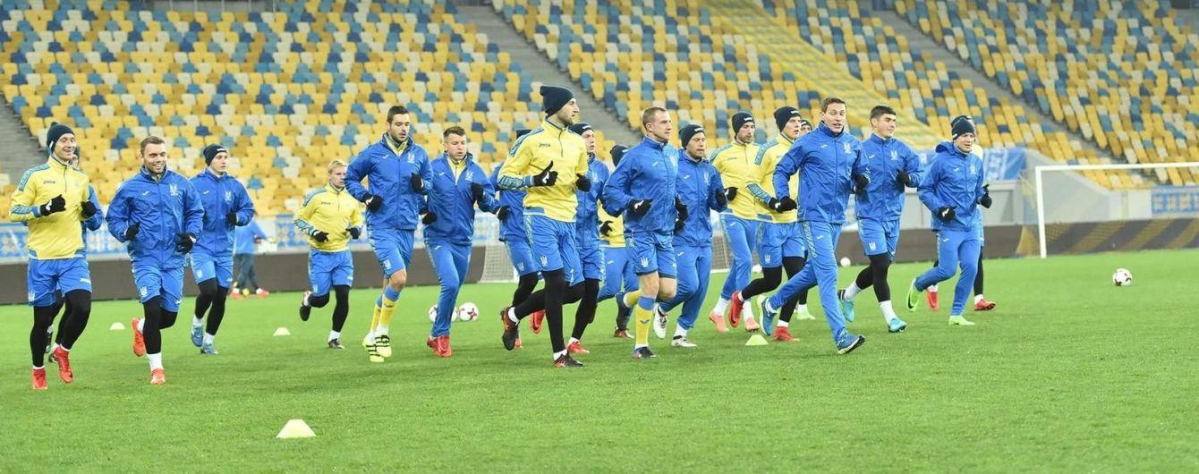 Дебютанти збірної України потрапили у заявку на матч зі словаками