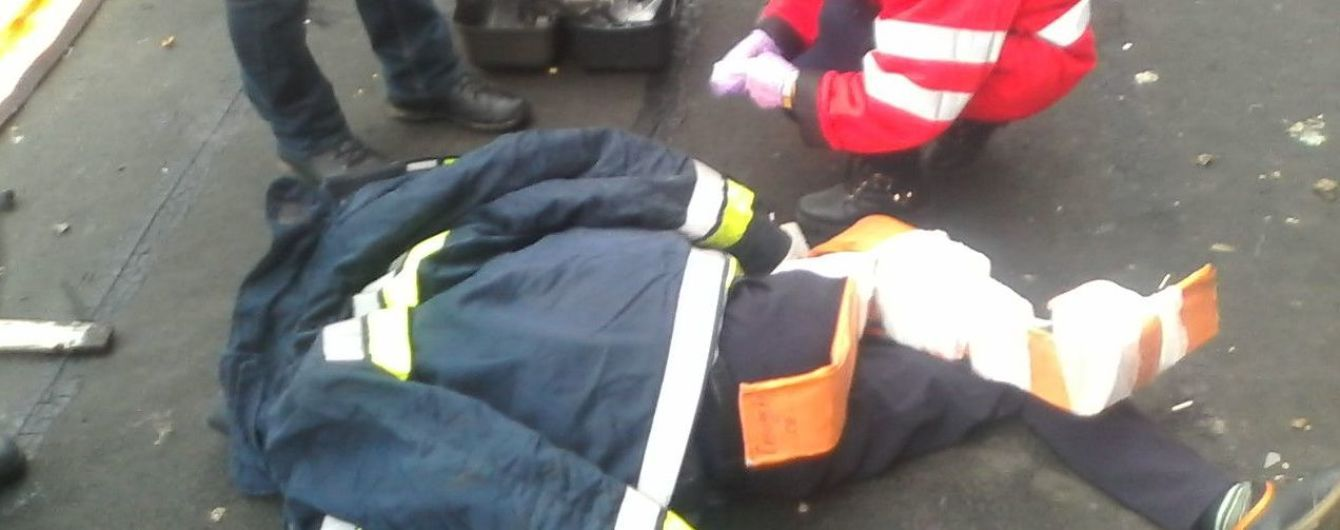 В Донецкой области 15-летний парень выжил после падения из окна 7 этажа