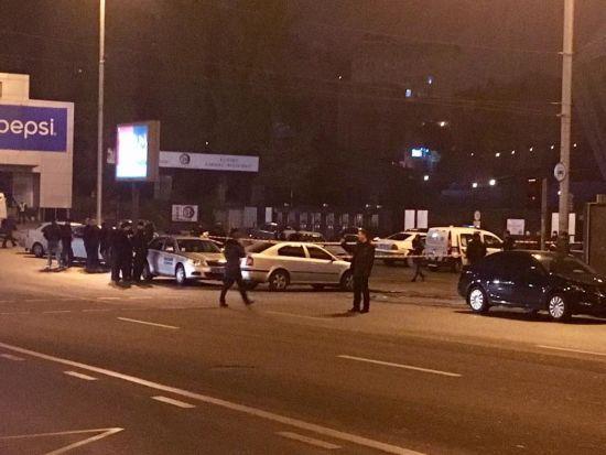 Вечірній блокбастер. У центрі Києва сталася стрілянина - поліцейські наздоганяли злочинця