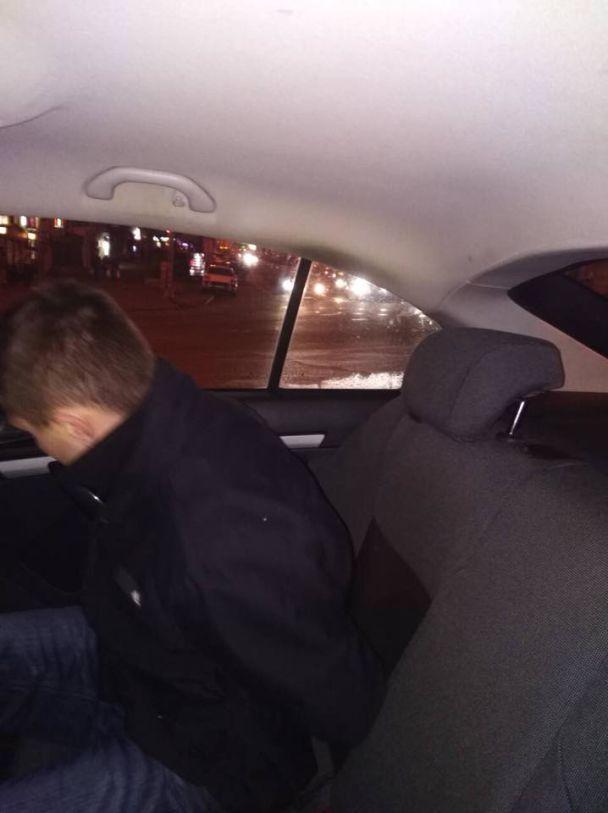 Вечерний блокбастер. В центре Киева произошла стрельба - полицейские догоняли преступника