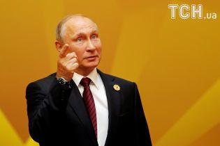 """Путин обвинил в трех убийствах британского бизнесмена-инициатора """"закона Магнитского"""""""
