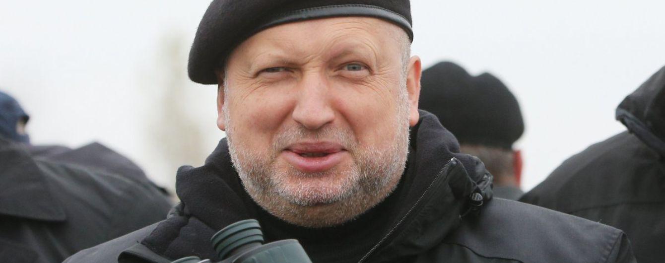"""""""Мені не сподобалось"""". Турчинов заявив, що не балотуватиметься на пост президента"""
