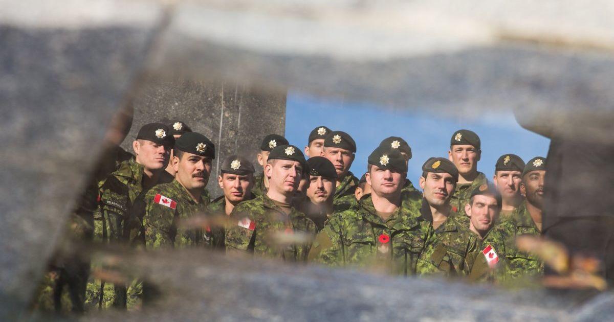 Канадские военные @ УНИАН
