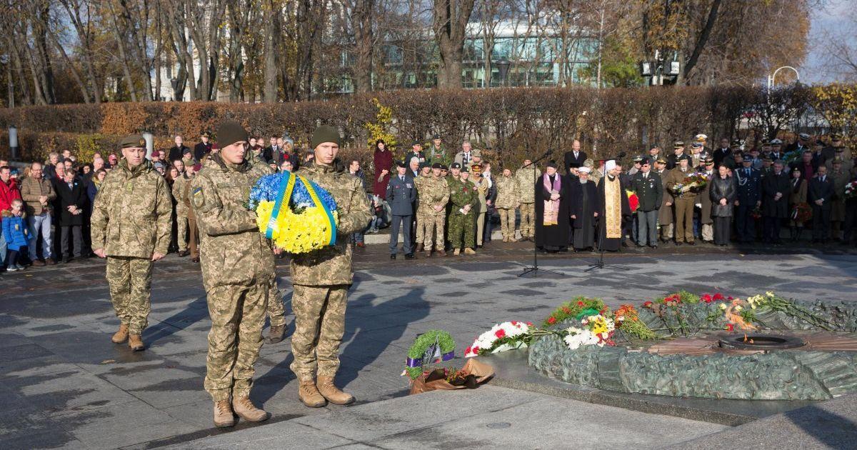 Украинские военные @ УНИАН