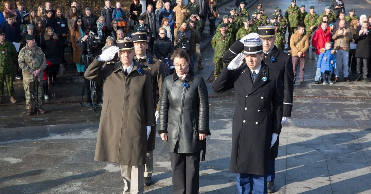 Чрезвычайный и Полномочный посол Франции в Украине Изабель Дюмон @ УНИАН