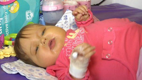 Срочная помощь нужна маленькой Виктории