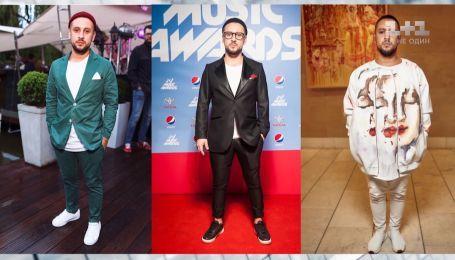 Elle Style Awards 2017: MONATIKа назвали лучшим певцом года