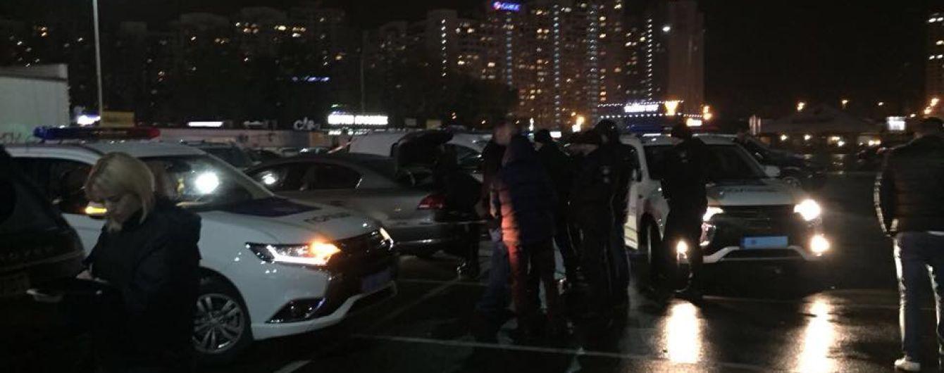 В полиции рассказали подробности задержания мужчин с 6,5 кг взрывчатки в Киеве