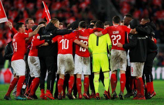 Швейцарія поповнила ряди учасників ЧС-2018