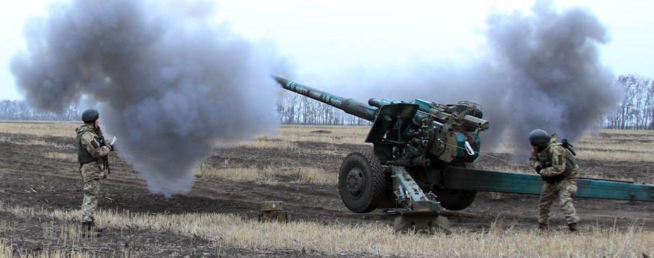 Боевики не прекращают обстрелы: ранен украинский защитник. Дайджест АТО