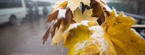 Тиждень буде з дощами та мокрим снігом. Прогноз погоди на 21-25 листопада