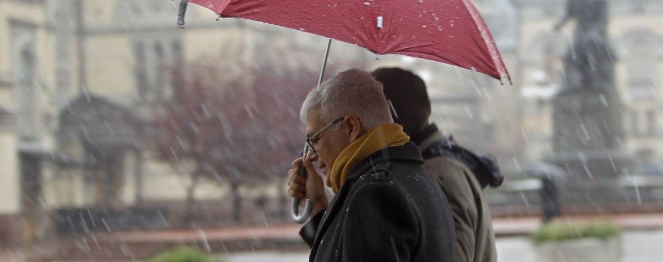 Тепло на Юге и метели в Карпатах: прогноз погоды на третий день зимы