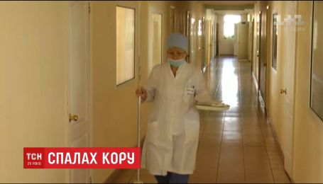 Спалах кору на Одещині. В одному районі захворіли два десятки людей