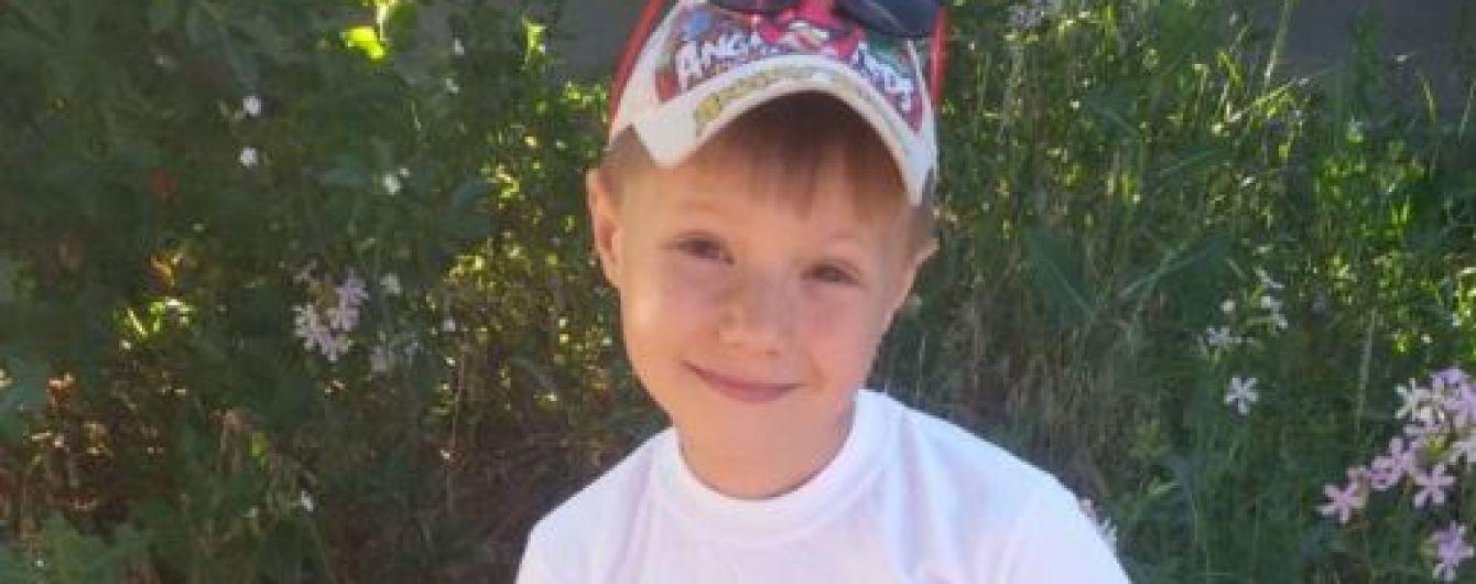 6-річному сину воїна АТО Іванку потрібна допомога