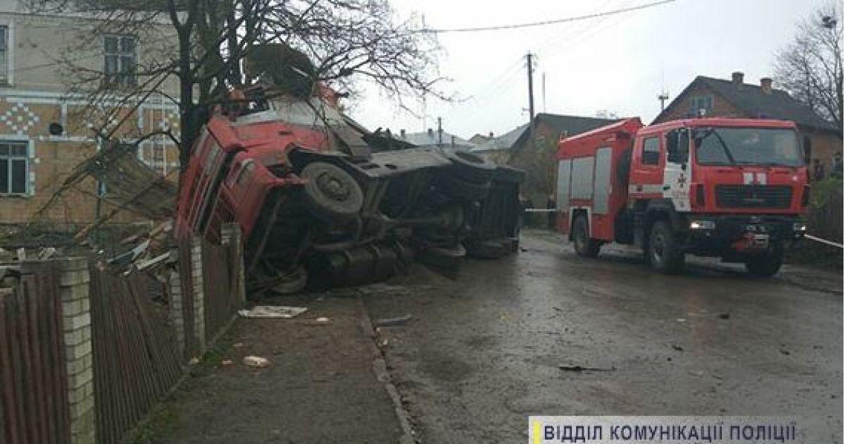 @ Facebook/Патрульная полиция Тернополя
