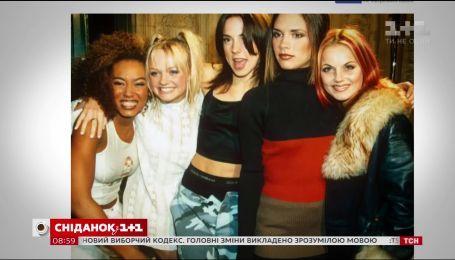 Группа Spice Girls воссоединилась