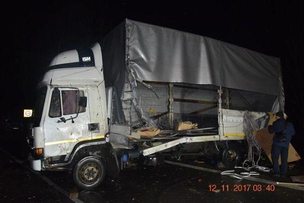 В Словакии автобус с украинскими заробитчанами попал в страшное ДТП, есть погибшие
