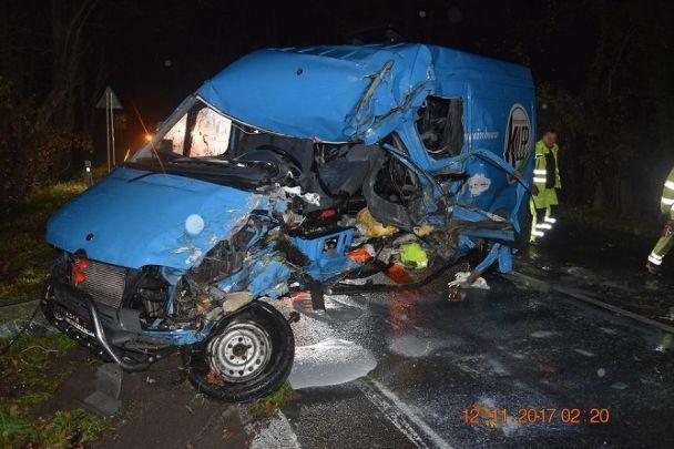 ВСловакии автобус сукраинскими гастарбайтерами попал вДТП: есть погибший