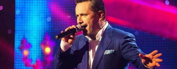 Владимир Дорош анонсировал концертный тур и стал рекордсменом Украины
