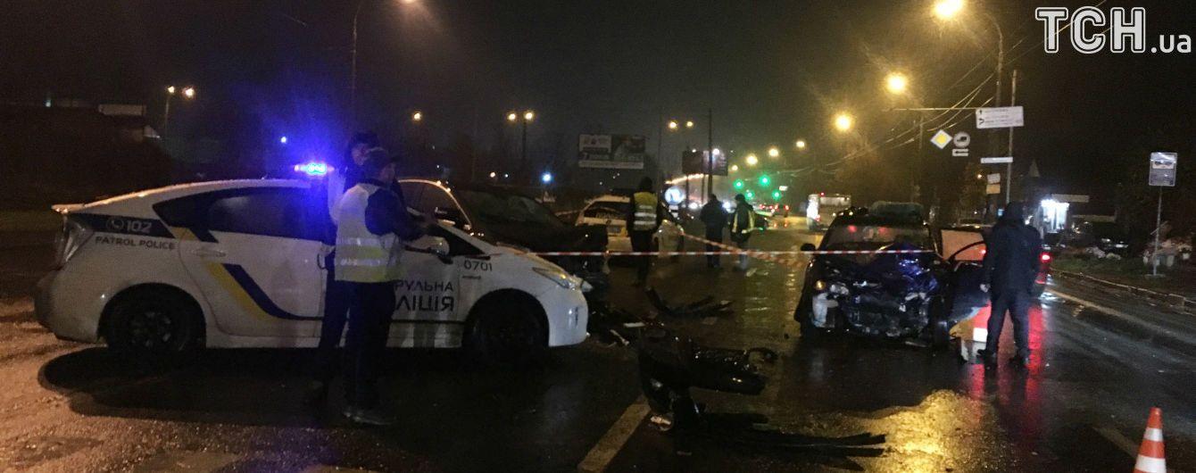 Затриманий за смертельну ДТП чиновник структури МВС хоче допомагати постраждалому