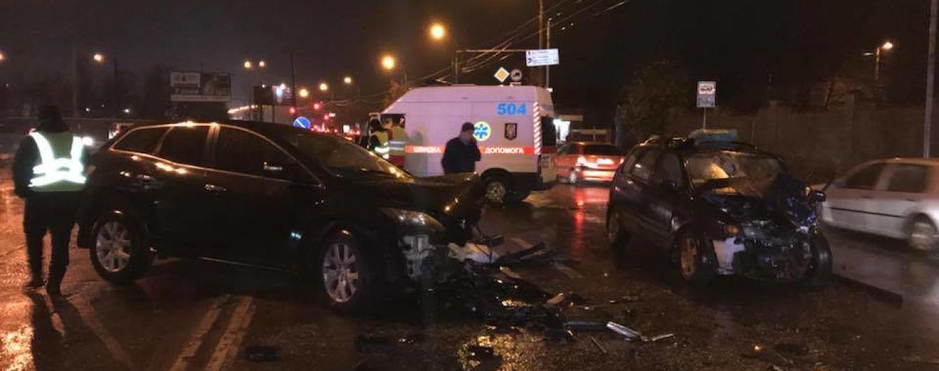 Винуватцю смертельної ДТП у столиці повідомлено про підозру
