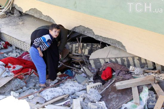 Кількість жертв потужного землетрусу в Ірані та Іраку сягнула майже півтисячі