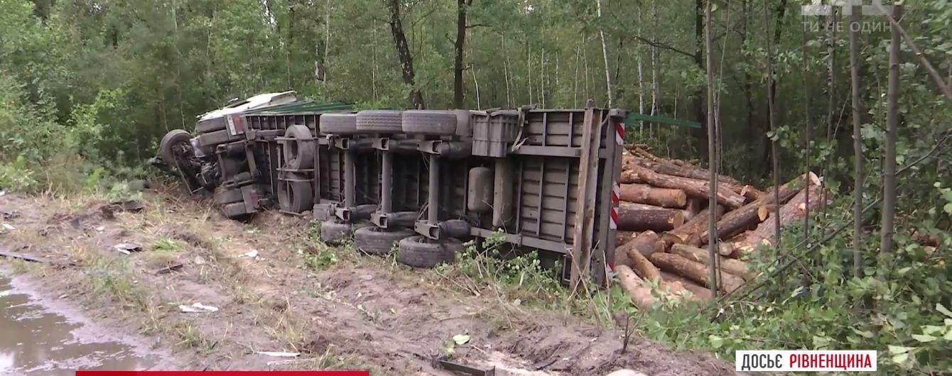 Водитель лесовоза возмущен подозрением в умышленном совершении смертельного ДТП с политологами