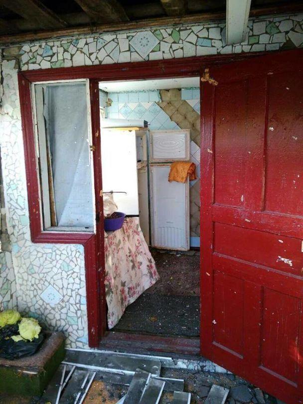 Бойовики обстріляли житлові квартали Мар'їнки