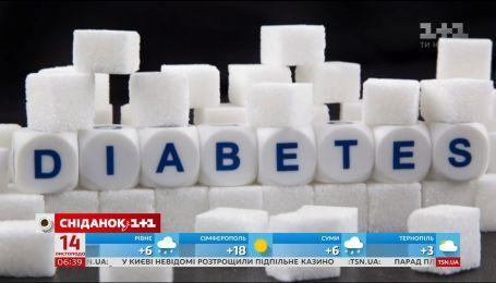 Важливі факти про цукровий діабет