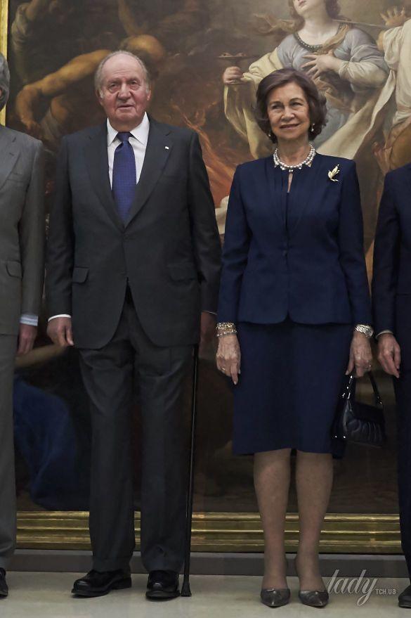 Королева София и король Хуан Карлос_3