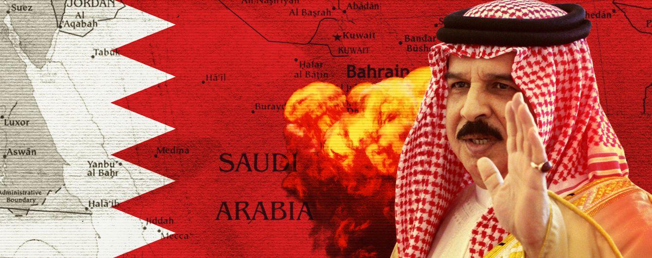 Бахрейнський фронт саудівсько-іранської proxy war