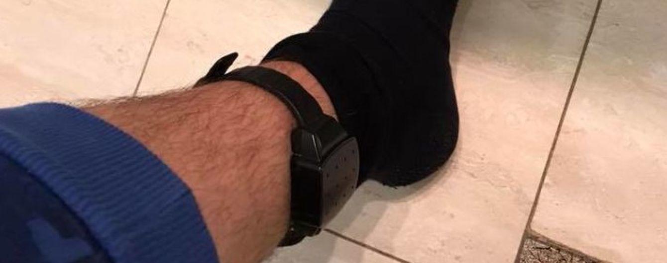 В полиции заявили, что лишь 14% электронных браслетов пригодны к использованию