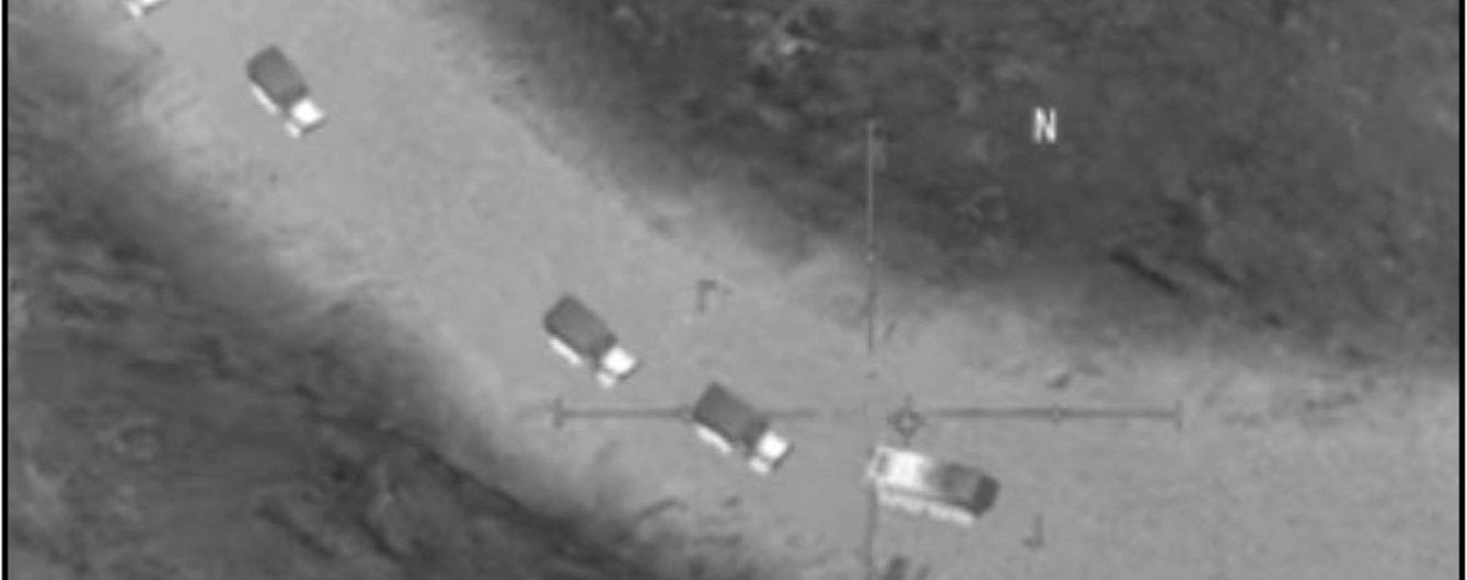 """Міноборони РФ видалило свій фейк про """"співпрацю"""" США з бойовиками """"ІД"""""""