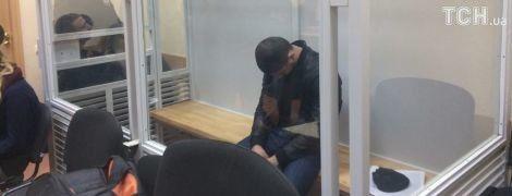 Задержанным со взрывчаткой в Киеве закарпатцам объявили подозрение в подготовке к теракту