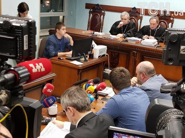 Суд отклонил жалобу прокуроров на мягкую меру пресечения Авакову-младшему