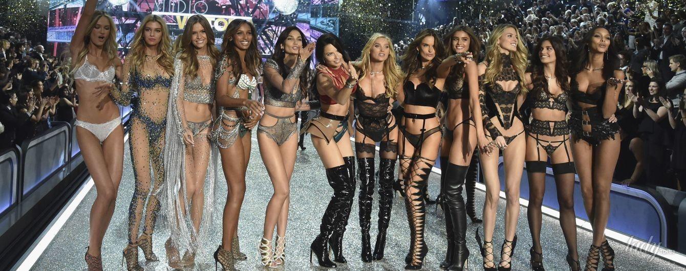 Пять дней до шоу: бренд Victoria's Secret назвал имена звезд, которые выступят на показе