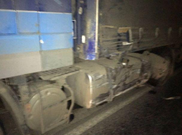 В Николаевской области произошло тройное ДТП, во время которого пострадали люди