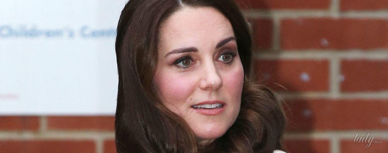 Откровения беременной герцогини: Кэтрин рассказала о реакции принца Уильяма в момент рождения их сына Джорджа