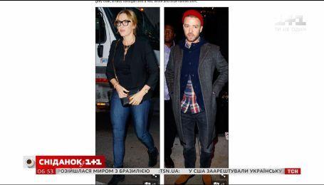 Кейт Вінслет із Джастіном Тімберлейком відвідали закритий показ нової стрічки Вуді Аллена