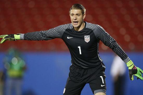 Вратарь сборной США допустил курьезную ошибку в матче с Португалией