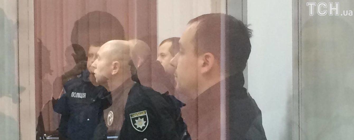 Підозрюваному у смертельній ДТП співробітнику структури МВС подовжили арешт ще на два місяці