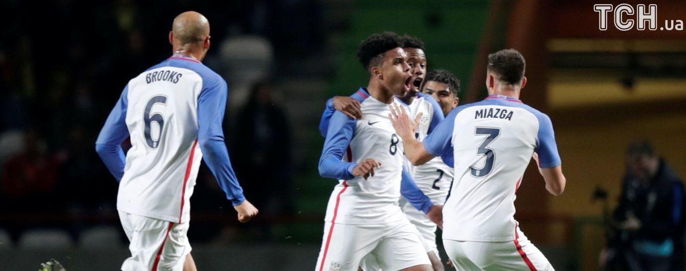 Американцы планируют провести турнир среди не попавших на ЧМ-2018 сборных