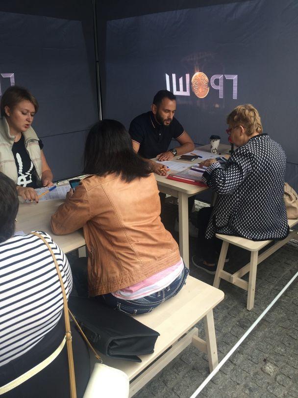 """Программа """"Гроші"""" откроет общественные приемные в Харькове и Краматорске"""